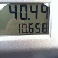 Photo taken at H-E-B Gas by Matt M. on 4/4/2012