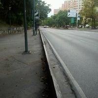 Photo taken at Boulevard El Cafetal by Adri I. on 7/5/2012