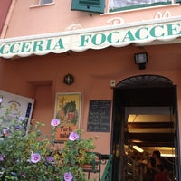 Photo taken at Focacceria Revello by Roger E. on 8/25/2012