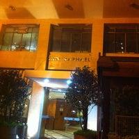 Foto tirada no(a) Hotel San Raphael por Erika F. em 6/3/2012