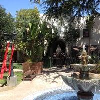Photo taken at Mission San Buenaventura by Jeff T. on 5/26/2012