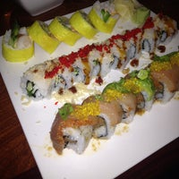 Photo taken at Nijo Sushi Bar & Grill by Cole G. on 9/6/2012