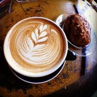 Photo taken at Remedy Coffee by Paula W. on 3/27/2012