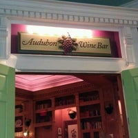 Photo taken at Audubon Wine Bar by Dan H. on 8/21/2012