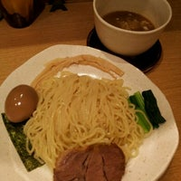 Photo taken at 麺屋 ぬかじ by Yoshiyuki T. on 5/20/2012