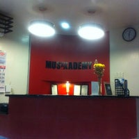Photo taken at Musikademy by Rosette on 2/3/2012