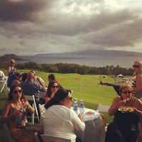 Photo taken at Wailea Golf Club by jeannemariepics v. on 6/17/2012