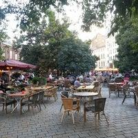 Das Foto wurde bei Hackescher Markt von Frederik Z. am 8/12/2012 aufgenommen