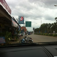 Photo taken at Caltex อรัญประเทศ by Anthony S. on 7/23/2012