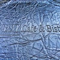 Photo taken at West Cafe by Çağrı K. on 2/24/2012