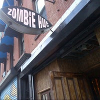 Photo taken at Zombie Hut by Cass C. on 7/28/2012