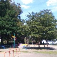 Photo taken at 宮の森ジャンボ公園 by Masquare K. on 9/8/2012
