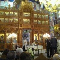 Photo taken at كنيسة دخول السيد إلى الهيكل by Samer K. on 7/14/2012