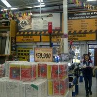 Photo taken at Homecenter y Constructor Av 68 Sur by Javier C. on 9/4/2012