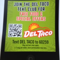 Photo taken at Del Taco by itxtdeals on 2/16/2012