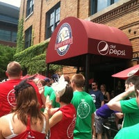 Photo taken at The Tavern on Front by Jeff S. on 5/26/2012