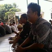 Photo taken at Masjid Raya Jatimulya by Achmad Pulung Y. on 6/22/2012