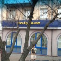 Снимок сделан в КийАвіа / KiyAvia пользователем 🌛🍏🔪🌞🍦💰 V. 3/28/2012