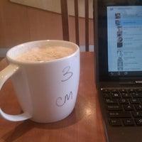 Photo taken at Starbucks by Gary B. on 2/3/2012