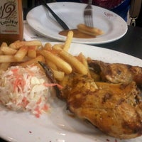 Photo taken at Nando's by Akhzy N. on 7/19/2012
