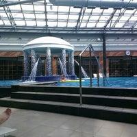 Снимок сделан в Solo Sokos Hotel Palace Bridge пользователем Eugene G. 9/1/2012