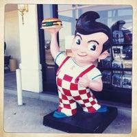 Photo taken at Bob's Big Boy Restaurant by David S. on 2/29/2012