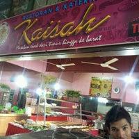 Photo taken at Restoran & Katering Kaisah by Azmezal A. on 4/20/2012