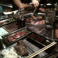 Photo taken at Gyu-Kaku Japanese BBQ by ShowOff Marketing on 7/8/2012