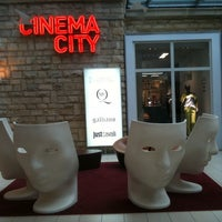 Photo taken at Cinema City by Kateřina B. on 5/17/2012
