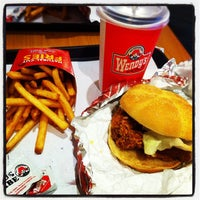 Photo taken at Wendy's by Steven A. on 8/28/2012