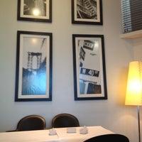Photo taken at Marietta Café by Edson R. on 4/5/2012