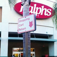 Photo taken at Ralphs by Felix G. on 9/7/2012