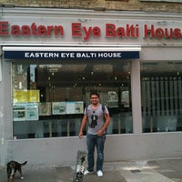 Photo taken at Eastern Eye Balti House by Mr. M. on 8/18/2012