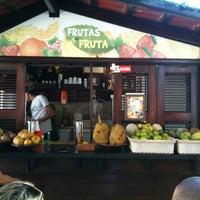 Foto tirada no(a) Kioske Frutas Da Fruta Mercadao por Wedley G. em 5/7/2012
