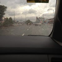 Photo taken at Marcos Highway by Malu B. on 6/7/2012