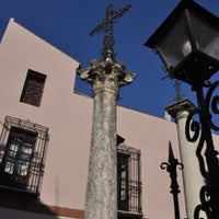 Photo taken at Calle Cruces by Salva M. on 4/11/2012