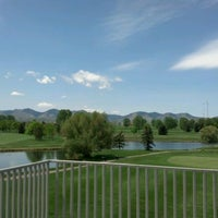Photo taken at Foothills Golf Course by Chad K. on 4/28/2012