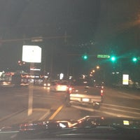 Photo taken at Blanding Blvd & Oak Ln / Knight Boxx Rd by Jason S. on 5/9/2012