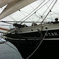 Das Foto wurde bei Maritime Museum of San Diego von Steven R. am 5/2/2012 aufgenommen
