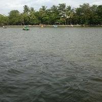 Photo taken at Setu Babakan by Yan P. on 3/11/2012