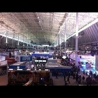 Photo taken at Boston Convention & Exhibition Center by Steve G. on 5/22/2012
