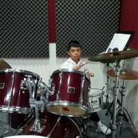 Photo taken at Yamaha Music Academy by Noorbaini A. on 6/23/2012