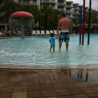 Photo taken at Waterscape Condo by ResortQuest by Darrell S. on 6/14/2012