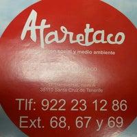 Photo taken at Fundación Ataretaco by Rita I. on 8/3/2012