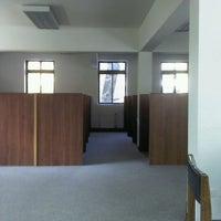 Photo taken at Sala De Estudios UGM by Alfred H. on 5/4/2012