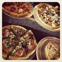 Photo taken at Pie Five Pizza Co. by Jaye M. on 5/23/2012