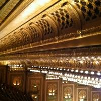 Снимок сделан в Civic Opera House пользователем Hope V. 3/4/2012