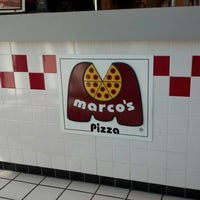 Photo taken at Marco's Pizza by Scott M. on 8/24/2012
