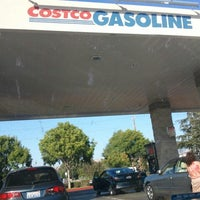 Photo taken at Costco Gas Station by veronica a. on 8/14/2012