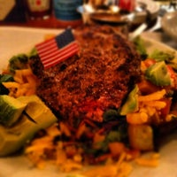 Photo taken at Ted's Montana Grill by Christopher D. on 9/5/2012